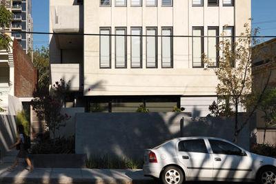 melbourne, australia, apartment building, neometro