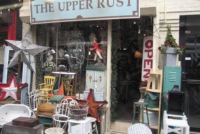 Upper Rust