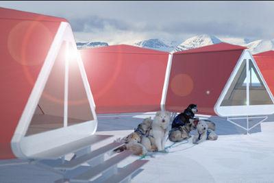 arctic cottage 2