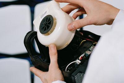 dyson airblade digital motor