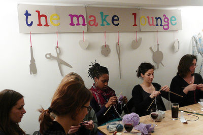 make lounge workshop