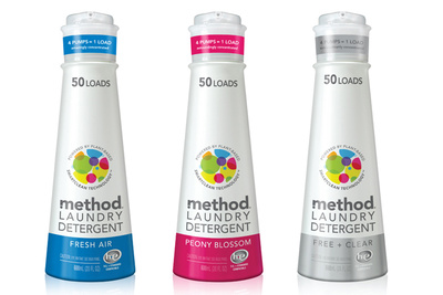 method   detergent