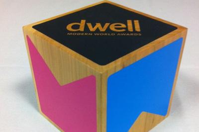 modern world award dwell on design