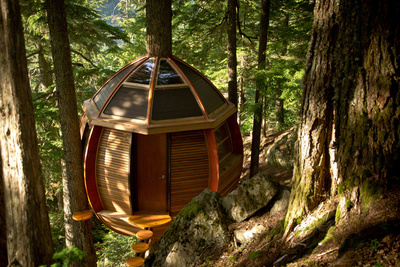 whistler tree house