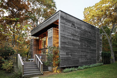 Renovation of Henry Bates house in Amagansett, New York, Hamptons