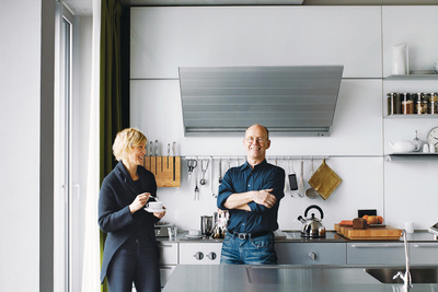 dulkinys spiekermann portrait kitchen