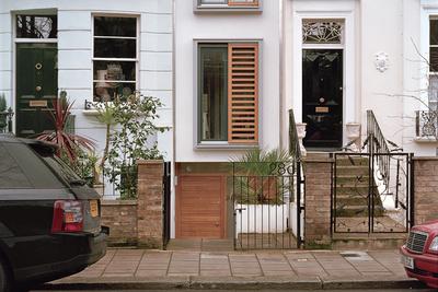 tozer residence exterior facade