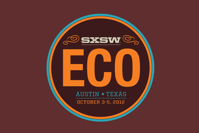SXSW Eco 2012 logo