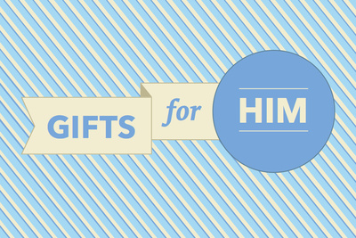 Dwell Holiday Gift Guide for him