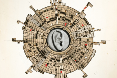 Ear illustration by Dan Winters
