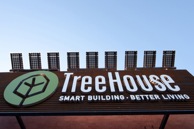 TreeHouse Store in Austin, Texas