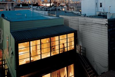 azevedo house exterior