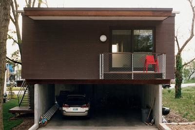 darnell house garage