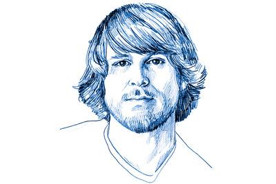 todd larson portrait