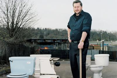toilets expert mclennan john