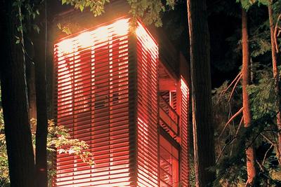 treehouses ca on lake muskoka lukasz koz 4 treehouse overview