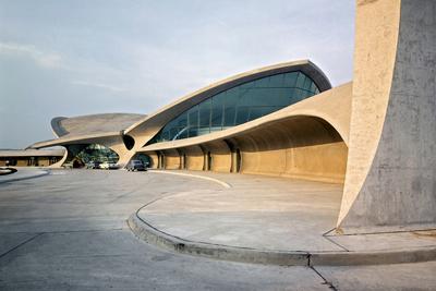 twa terminal jfk airport new york exterior