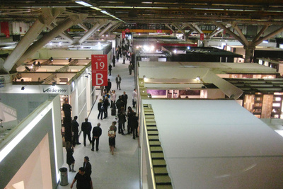cersaie view from above