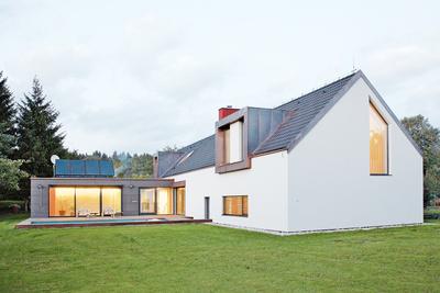 buricova kubicek house exterior