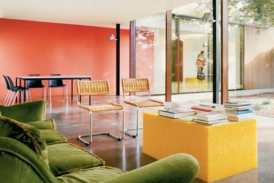 van everbroeck house livingroom