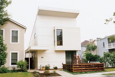 brachers house exterior front