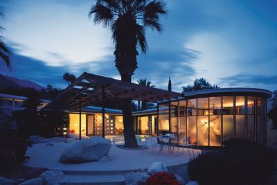 marmol radziner loewy house frey albert exterior 1
