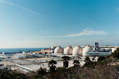 los angeles hyperion treatment plant