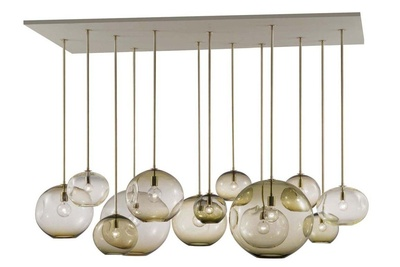 ripple chandelier