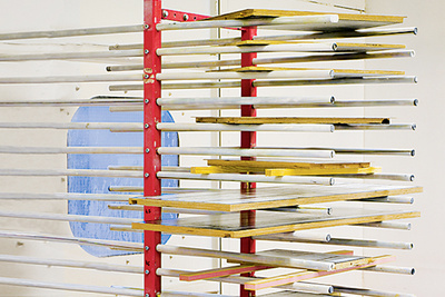 established sons drying racks