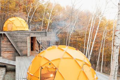 kobayashi residence tents  0