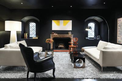 gans turin residence living room