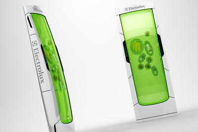 electrolux bio robot fridge