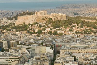 athens cityscape  1