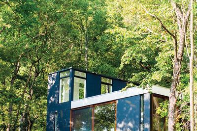 Modern cabin in Muscoda, Wisconsin