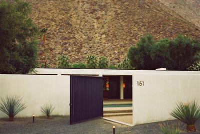 mckenzie residence ca facade