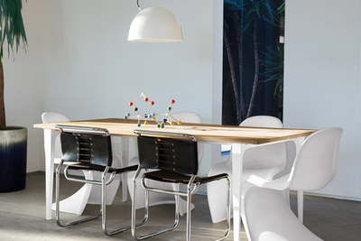 Dining table from Loz Feliz