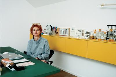 tolstrup house living space portrait