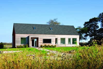 the greenest home passive house  0