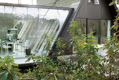 belgian office extension