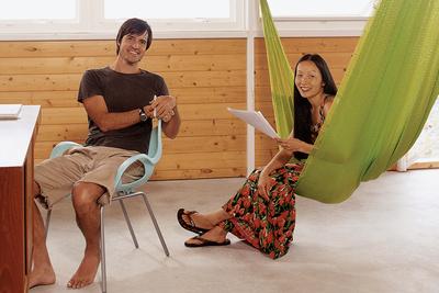lavaflow 2 house office hammock portrait