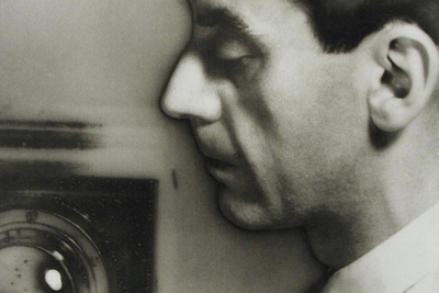ff kk man ray self portrait retangle