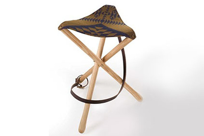 thomas kay camp stool rec