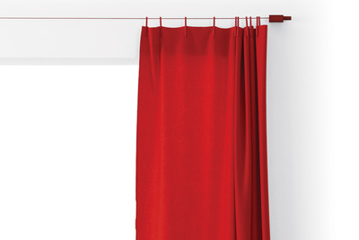 read made curtain