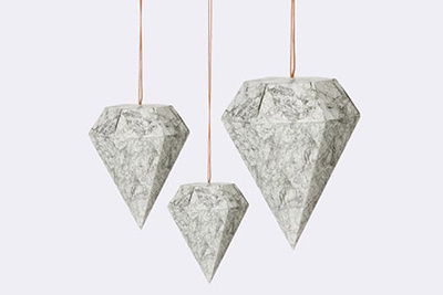 apaper diamond marble rec