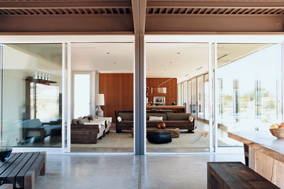 desert house living room ablge
