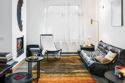 belgian renovation interior living room