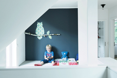 black villa kids bedroom owl decoration from raumgerecht jonne portrait