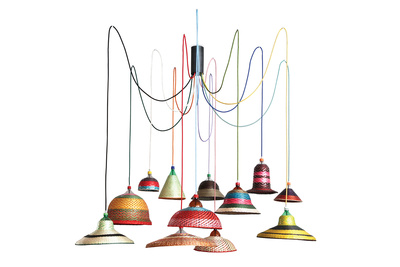 emerging spanish designer hanging lights