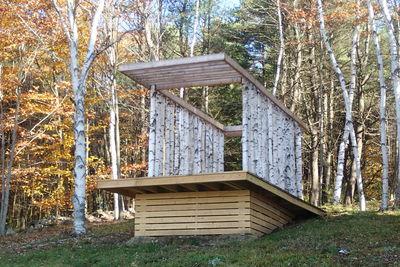 Birch Pavilion, Norwich, Vermont