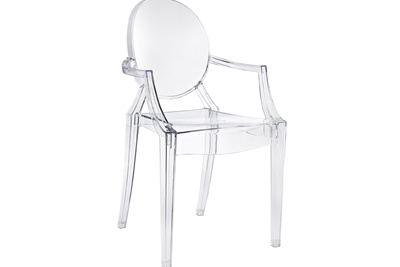 Louis Ghost Chair from Kartell